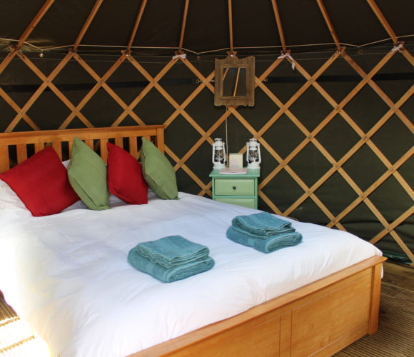 yurt holidays wales, romantic breaks in wales, self catering group accommodation