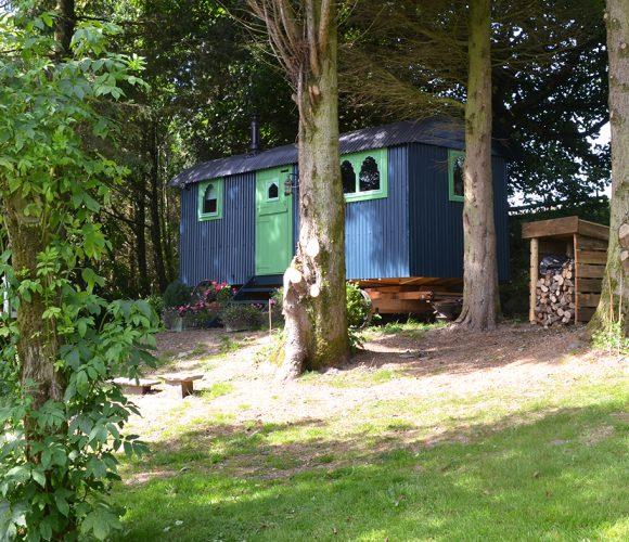 romantic weekend breaks, unique accommodation, shepherds huts wales