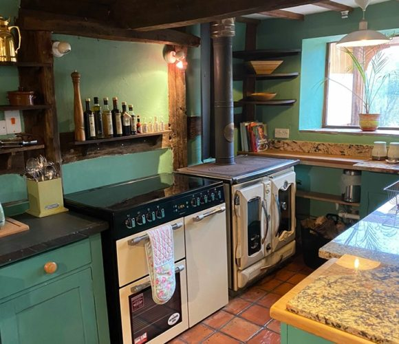 The Farm House, dog friendly cottages wales, self catering holidays